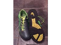 Junior size 4.5 Astro boots