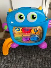 Fisher price monster with sound