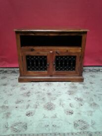 Indonesian wooden tv cabinet