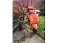 Vespa need gone today