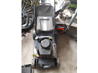 Challenge Xtreme self propelled petrol lawnmower