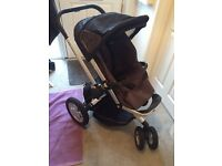 Quinny Buzz Travel System- excellent condition