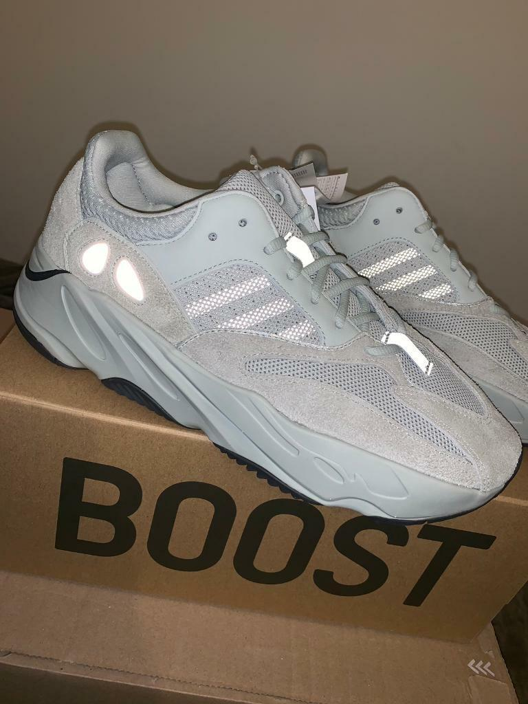 super popular 0fbff 3ea7c Adidas Yeezy boost 700 salt size 11