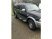 very very nice Ford Ranger WILDTRACK linited edition 56reg full spec, double cab pick up, NO Vat