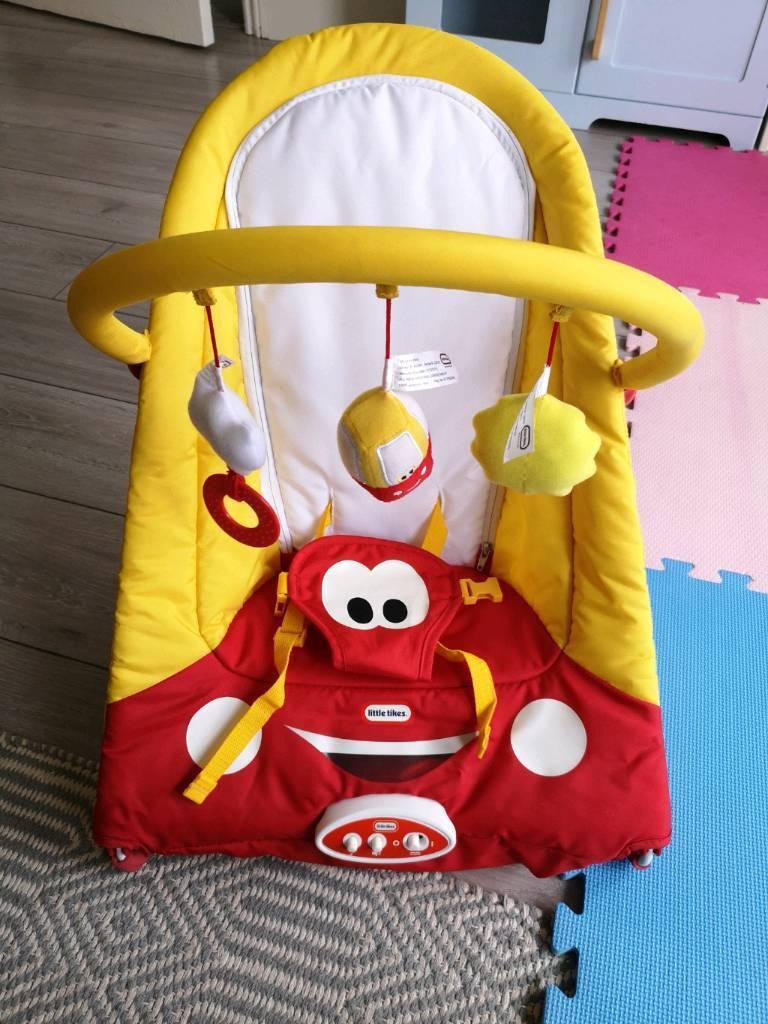 00564c62c Little Tikes Sit   Play Baby Rocker Bouncer