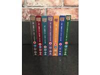 SOUTH PARK DVDS SEASONS 1-7 COMPLETE BOX SETS