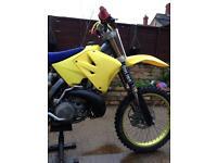 Suzuki RM250 08