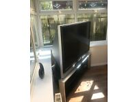 Tv works but needs a new lamp comes with stand worth £199