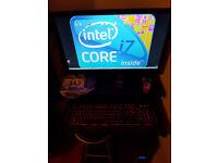 ULTRA FAST i7 QUAD CORE 3D COMPUTER