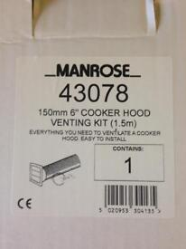 """6"""" cooker hood venting kit"""