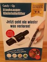 ☺ Catch Up Staubsauger-Kleinteilefilter TOP Staub Filter Versand☺ Niedersachsen - Bokel Vorschau
