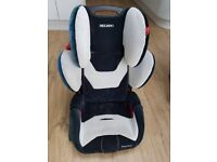 Recaro Young Sport car seat. Group 2 and 3