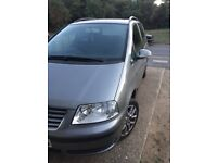 Car is very good 7 siters very good 1.9 tdi mot and tax