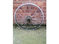 26inch mountain bike quick release wheels
