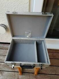 Flight cases comes with a set of keys £15 ono