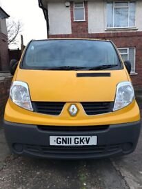 2011 Renault Traffic 2.0 Low Mileage
