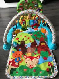 Vtech baby piano playgym