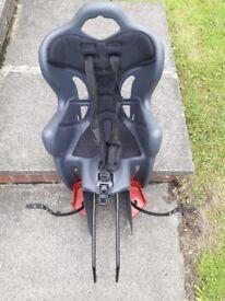 Kids bike seat 6 months to 22kg