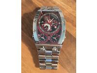 oceanaut triple time zone watch (open to offers)
