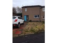 Dalgety Bay - Semidetached House 2DBL Bed, Driveway, Gardens