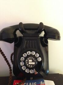 Antique phone - Belgium
