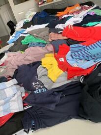 Huge Bundle of Boys Clothes Age 11-12 (63 Items - Bundle 2)