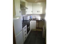 £25 per week to share large, modern Crossgar flat with householder.