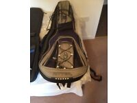 3 guitar bags for sale