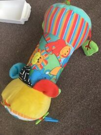 Mothercare tummy time toy