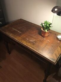Lovely wooden desk for sale £200 ono