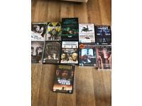Joblot of horror dvds