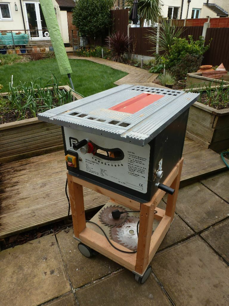 Table Saw Performance Pro 254mm Fmtciots For Sale In Southend On Sea Essex Gumtree