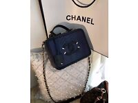 chanel navy bag
