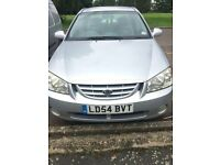1.6 kia family saloon petrol no mot
