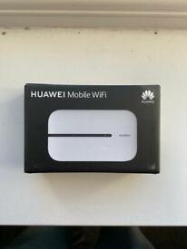 Huawei 4G portable WiFi