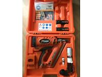 Paslode IM350+ nail gun like new boxed with instructions tools