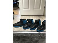 Adidas boots 2 pairs