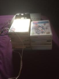 120gb PS3 boxed with 14 games