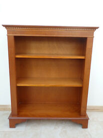 Yew Reproduction Bookcase