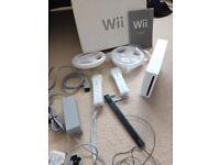 Nintendo Wi plus loads of extras