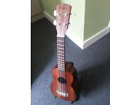 Ukulele Laka VUS50 with stand