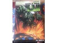 World War Hulk comic graphic novel