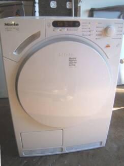 Miele washing machines dryers gumtree australia free local miele 7kg condenser dryer fandeluxe Gallery