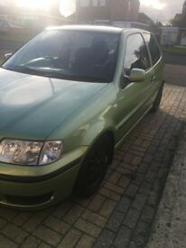 Volkswagen Polo 1 litre £850 open to offers