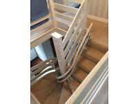 Stannah 260 chair lift