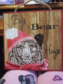 Bear hugs!!