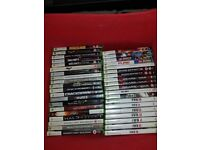 xbox 360 elite 120gb bundle with 39 games