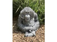 Stone orangutan