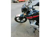 Moter bike for quick sale