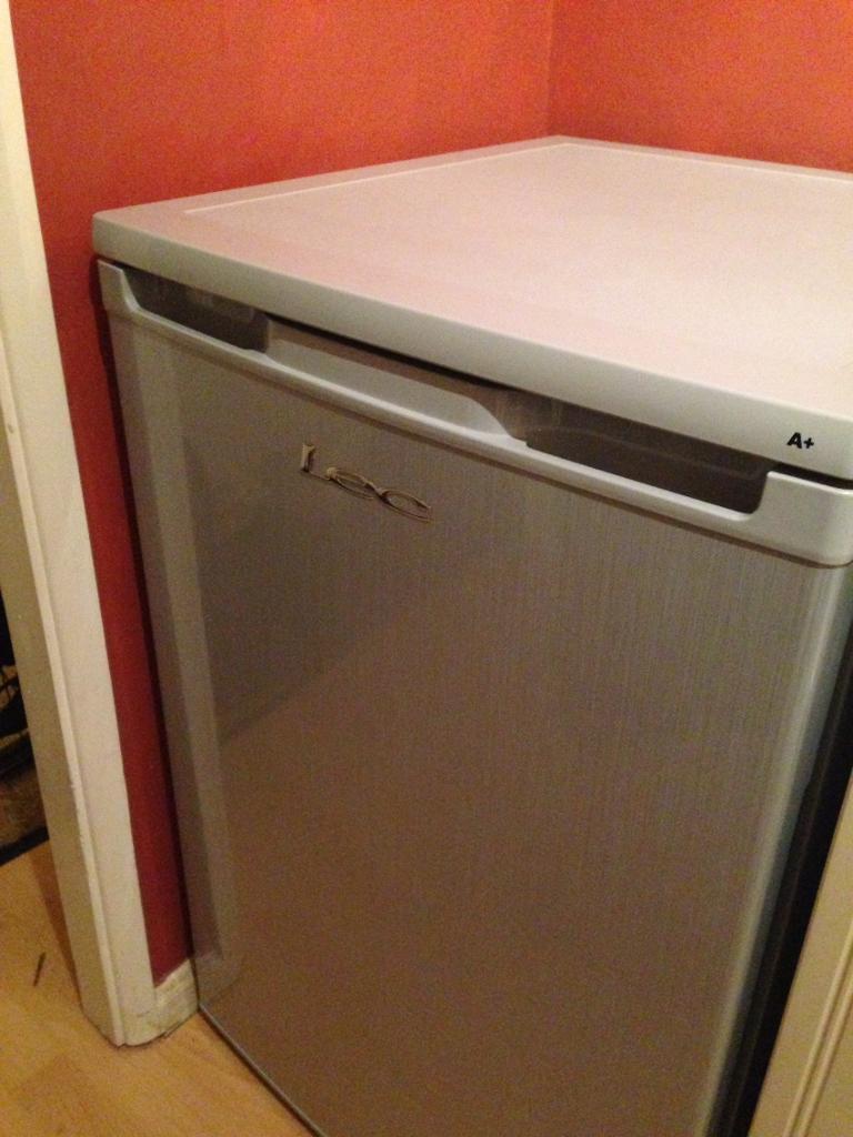 Lec Under Counter A+ Fridge/Freezer